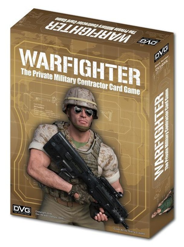 Warfighter: Expansion #25 – PMC