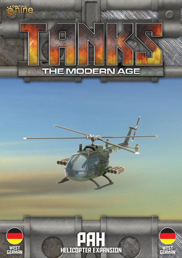 TANKS: The Modern Age – PAH Helicopter Expansion