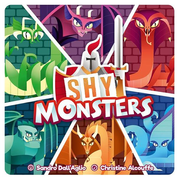 Shy Monsters