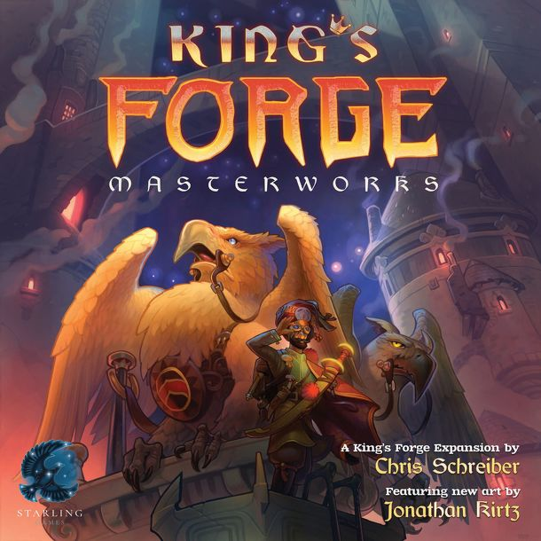 King's Forge: Masterworks