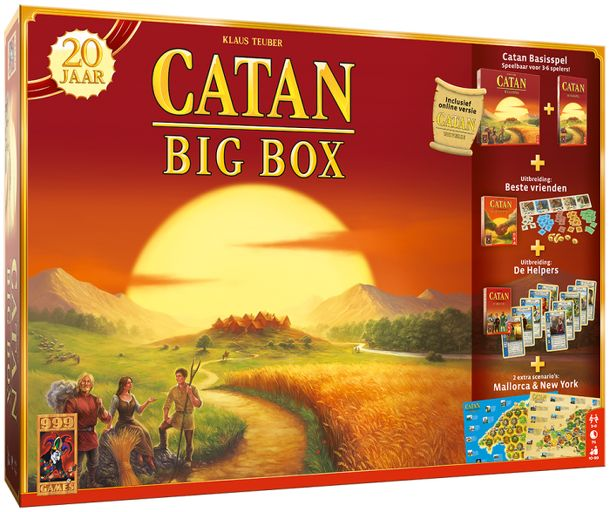 Catan: Big Box Jubileumeditie