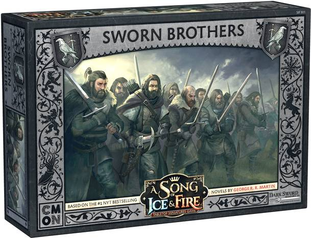A Song of Ice & Fire: Tabletop Miniatures Game – Sworn Brothers