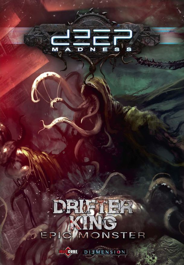 Deep Madness: The Drifter King