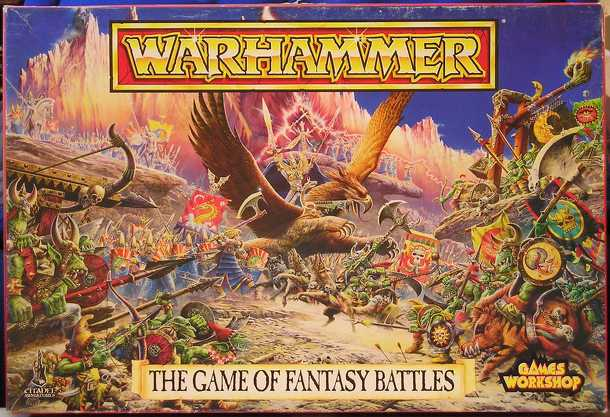 Warhammer: The Game of Fantasy Battles (4th Edition)