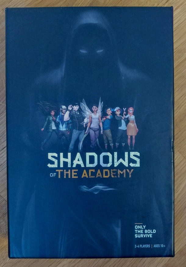 Shadows of the Academy