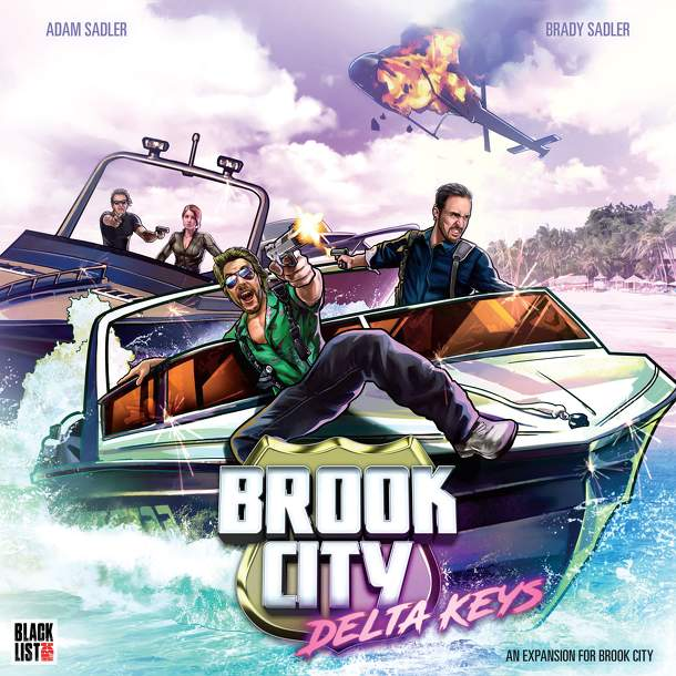 Brook City: Delta Keys