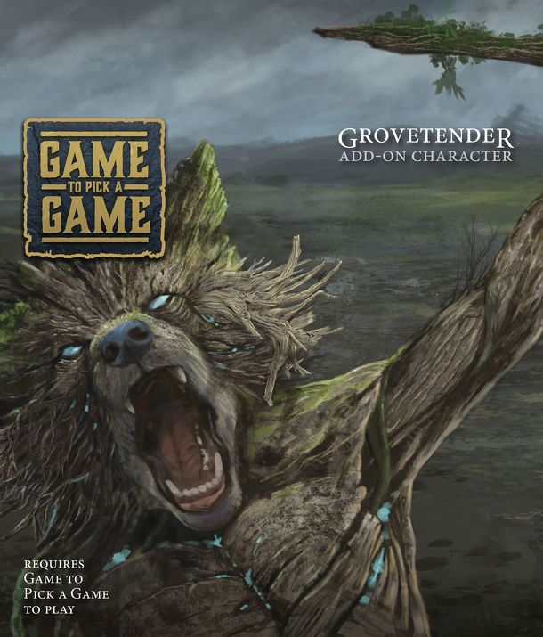 Game to Pick a Game: Grovetender