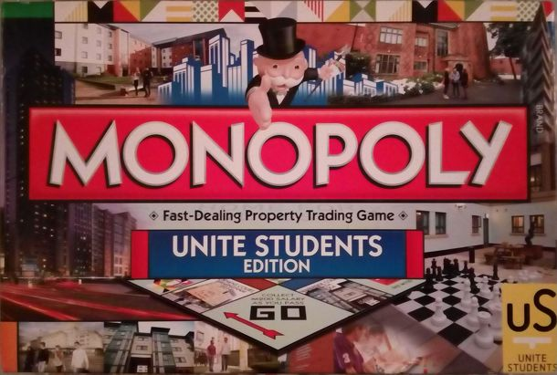 Monopoly: Unite Students Edition