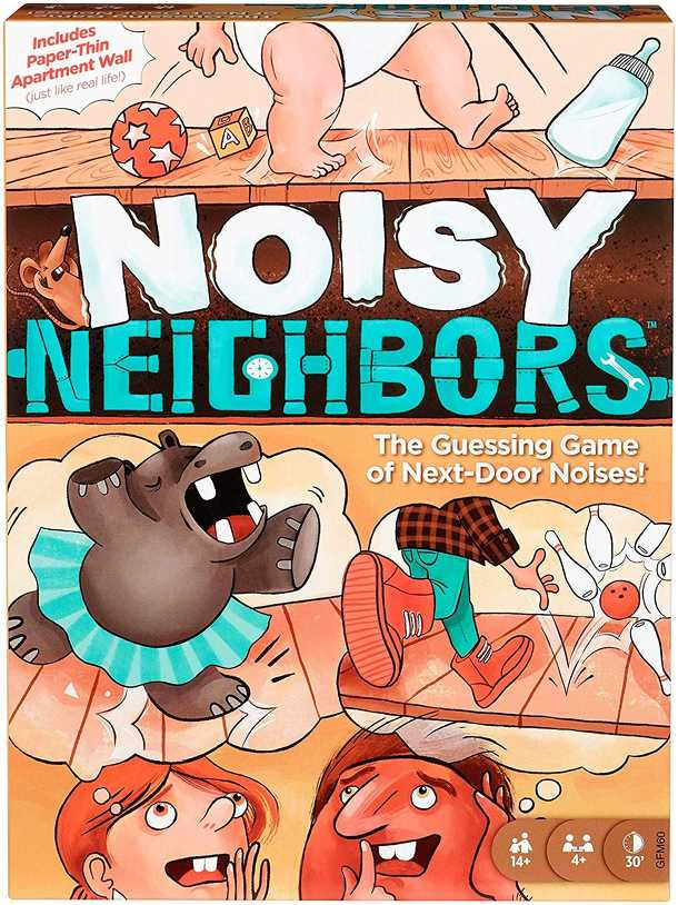 Noisy Neighbors