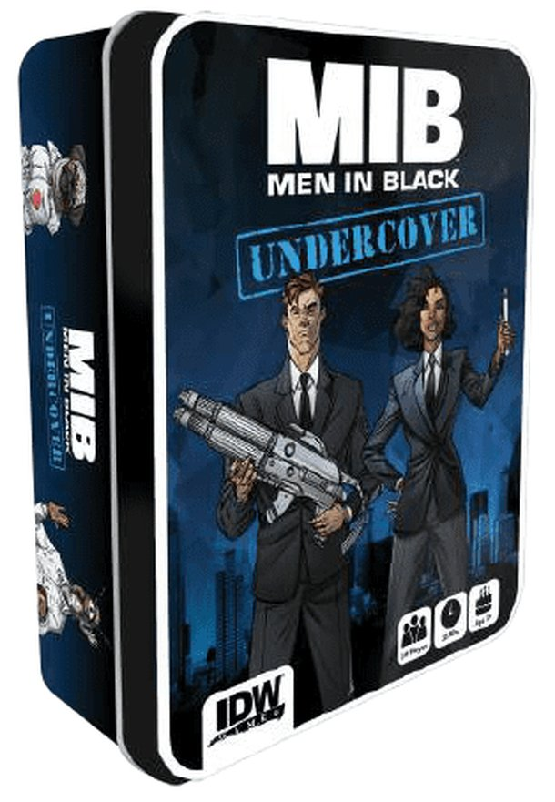 Men In Black: Undercover