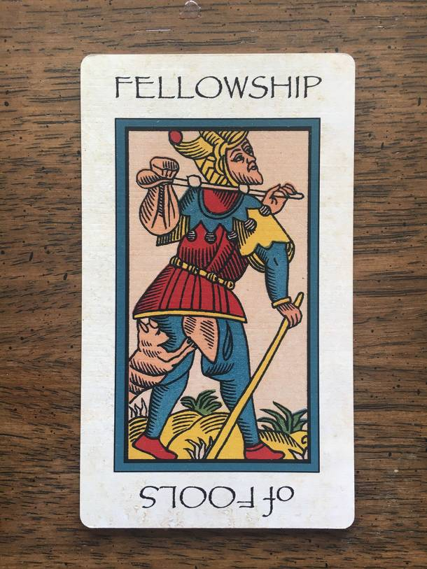 Fellowship of Fools: The (Friendship) Game