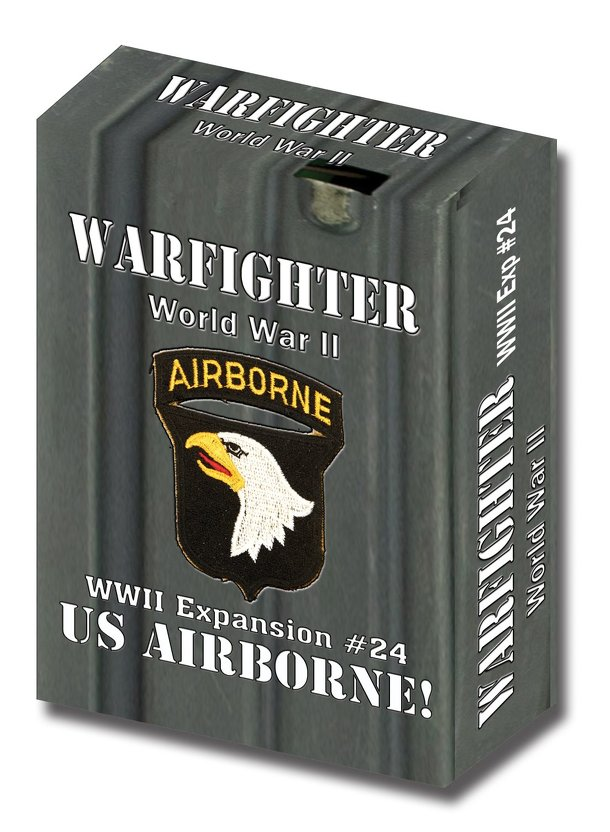 Warfighter: WWII Expansion #24 – US Airborne!
