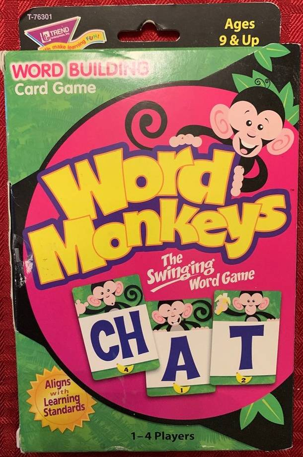 Word Monkeys