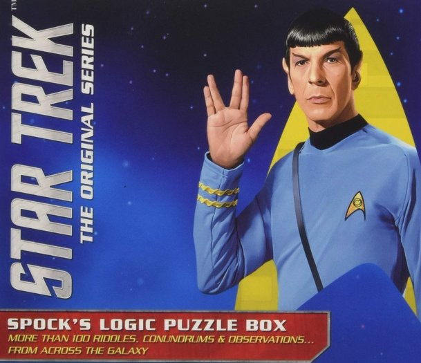 Star Trek (The Original Series) Spock's Logic Puzzle Box