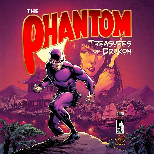 The Phantom: Treasures of Drakon