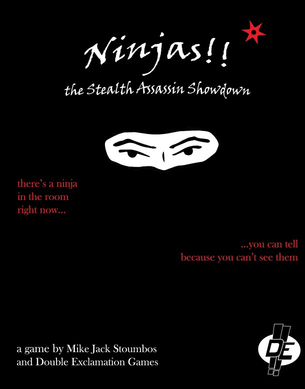 Ninjas!!: The Stealth Assassin Showdown