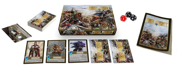 Onslaught: The Card Game
