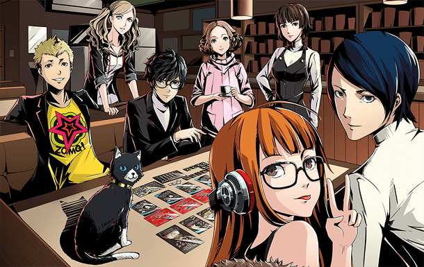 Persona 5: The Board Game