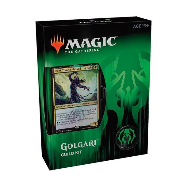 Magic: The Gathering – Golgari Guilds of Ravnica Guild Kit