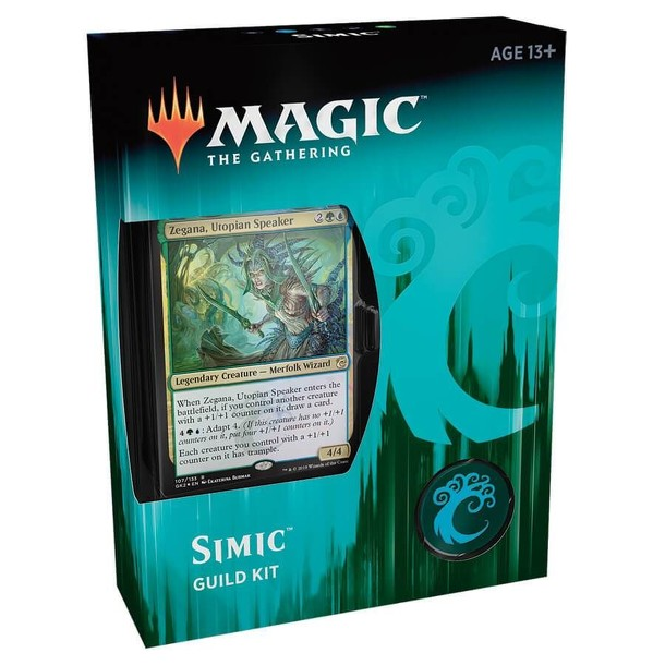 Magic: The Gathering – Simic Ravnica Allegiance Guild Kit