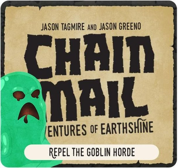 Chain Mail:  The Goblin King