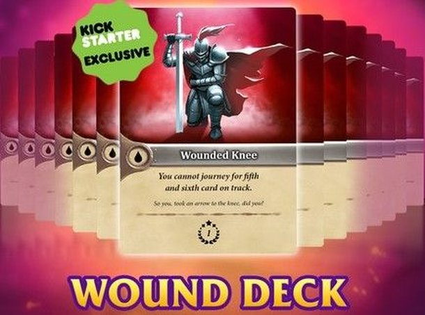 Enchanters: Wounds Deck