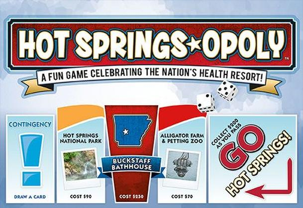 Hot Springs-Opoly