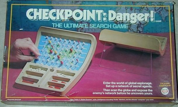 Checkpoint: Danger!
