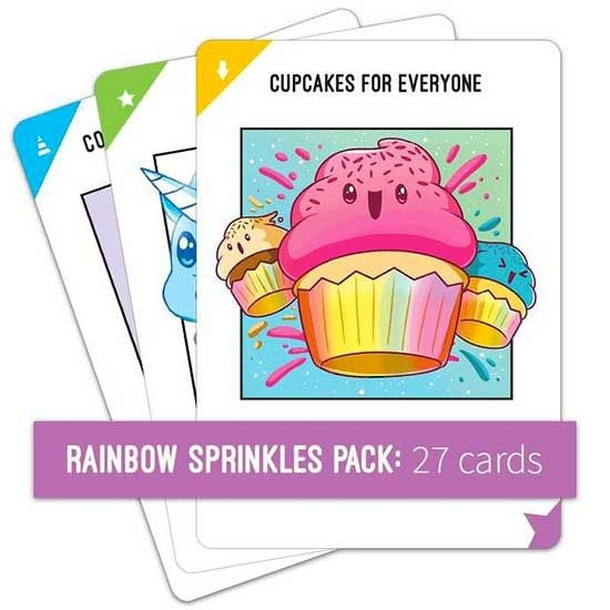 Unstable Unicorns: Rainbow Sprinkles Expansion Pack