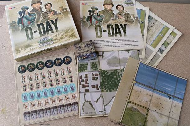 Heroes of Normandie: The Tactical Card Game – D-DAY