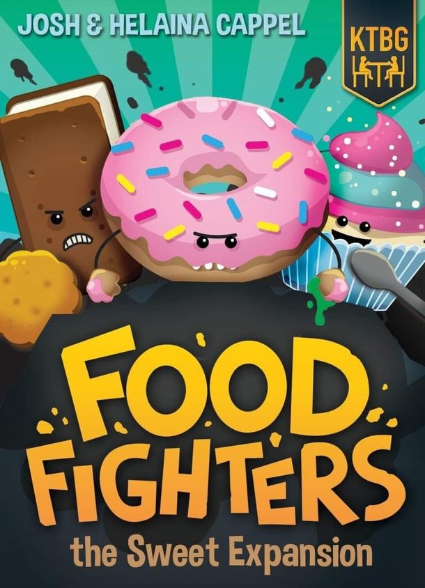 Foodfighters: Sweets Faction