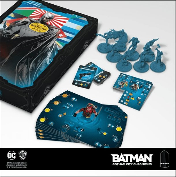 Batman: Gotham City Chronicles – Batman Inc. Expansion