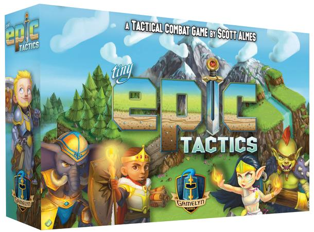 Tiny Epic Tactics: Deluxe Edition