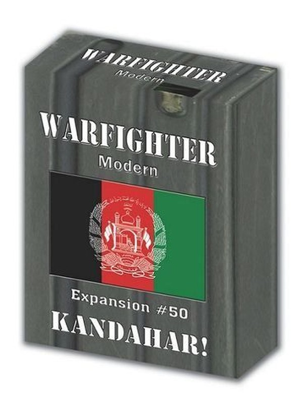 Warfighter: Modern Expansion #50 – Kandahar