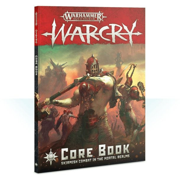 Warhammer Age of Sigmar: Warcry – Core Book