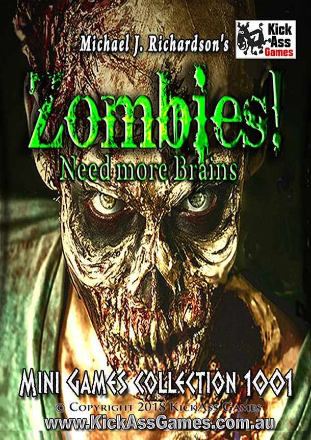 Zombies!: Need more Brains