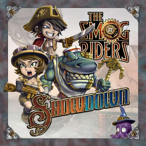 The Smog Riders: Showdown