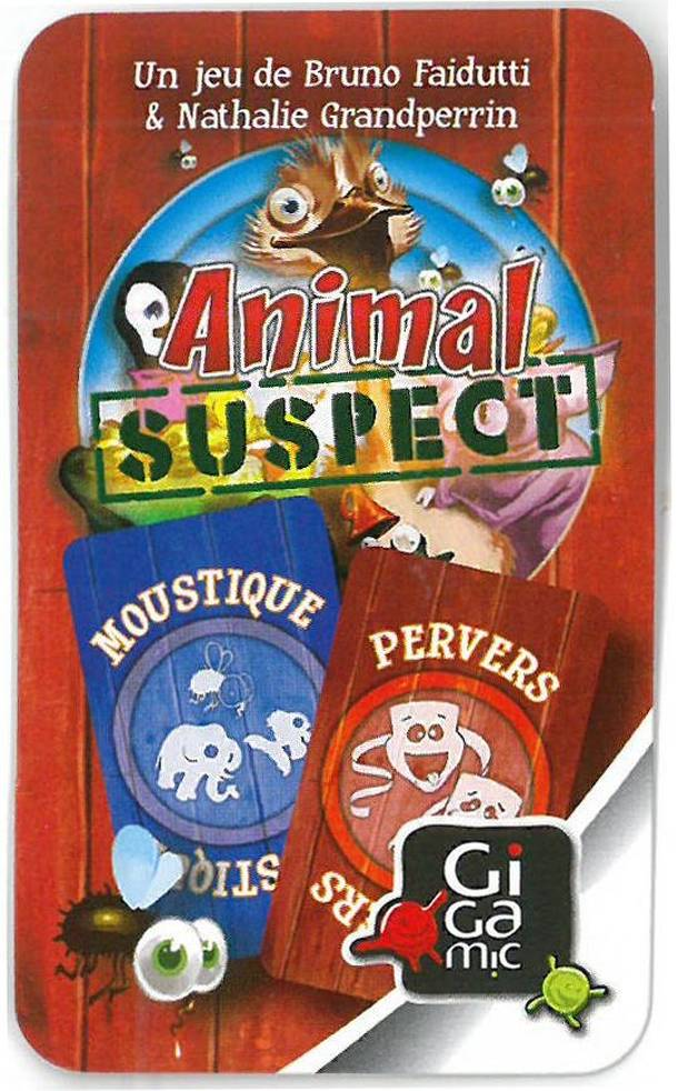 "Animal Suspect: Promo cards ""-18"""