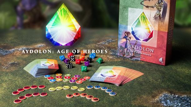 Aydolon: Age of Heroes