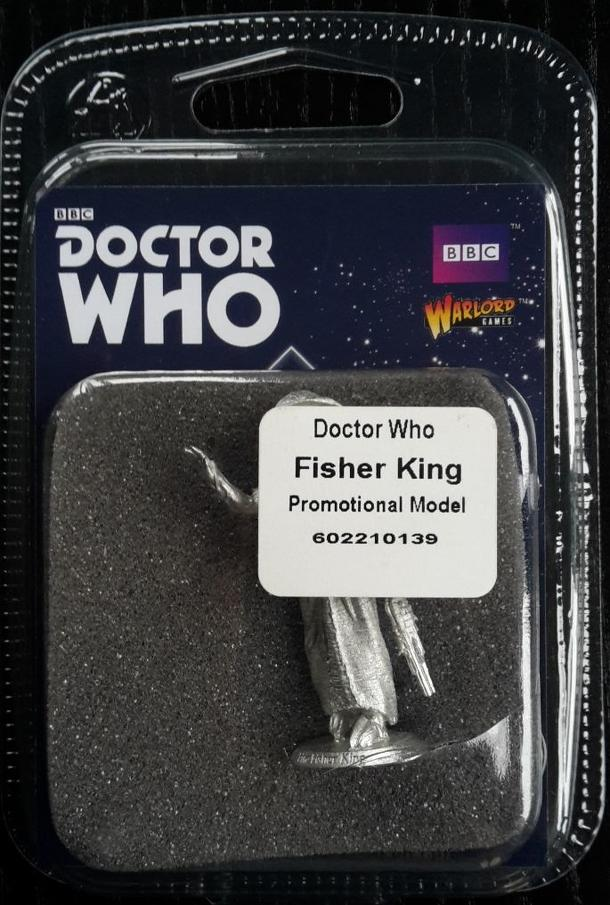 Doctor Who: Exterminate! The Miniatures Game – Fisher King Promo
