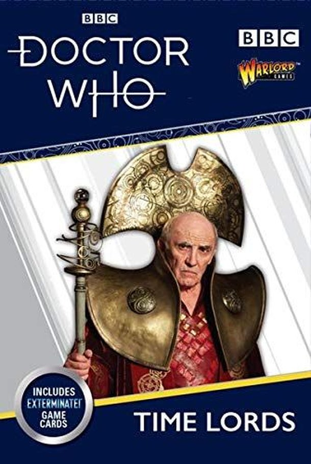 Doctor Who: Exterminate! The Miniatures Game – Time Lords