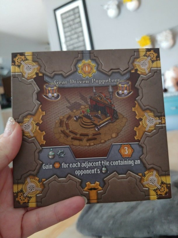 City of Gears: Gear Driven Puppeteer Promo Tile