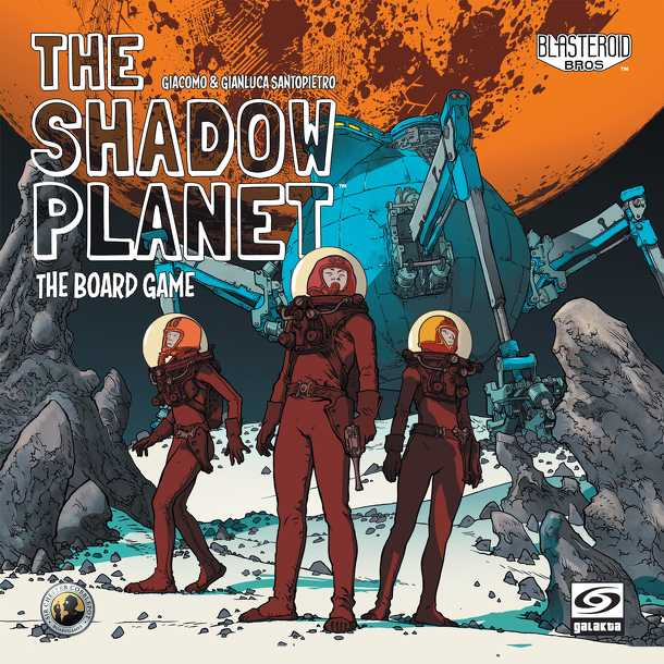 The Shadow Planet: The Board Game