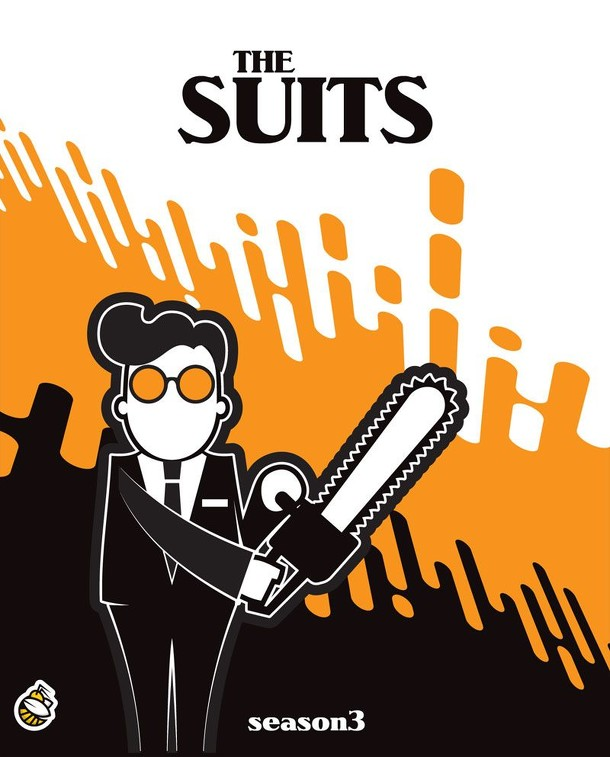 The Suits: Season 3