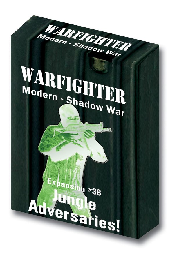 Warfighter: Expansion #38 – Jungle Adversaries!