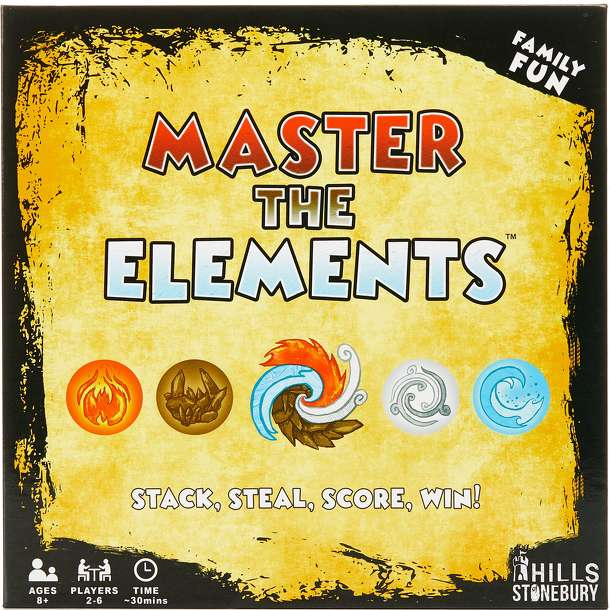 Master The Elements