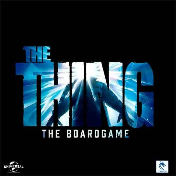 The Thing: The Boardgame