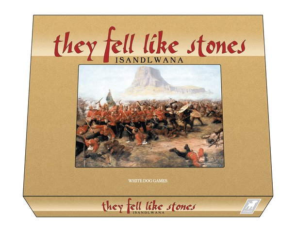 They Fell Like Stones: Isandlwana