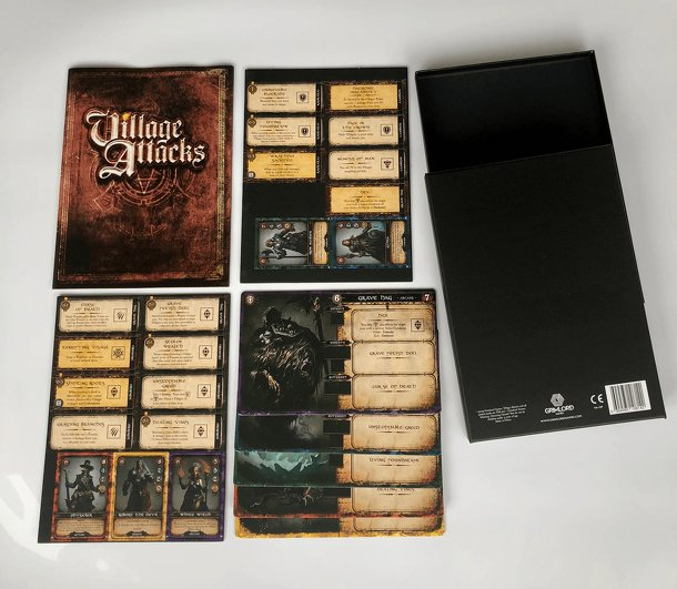 Village Attacks: Convention Exclusive Organised Play Pack