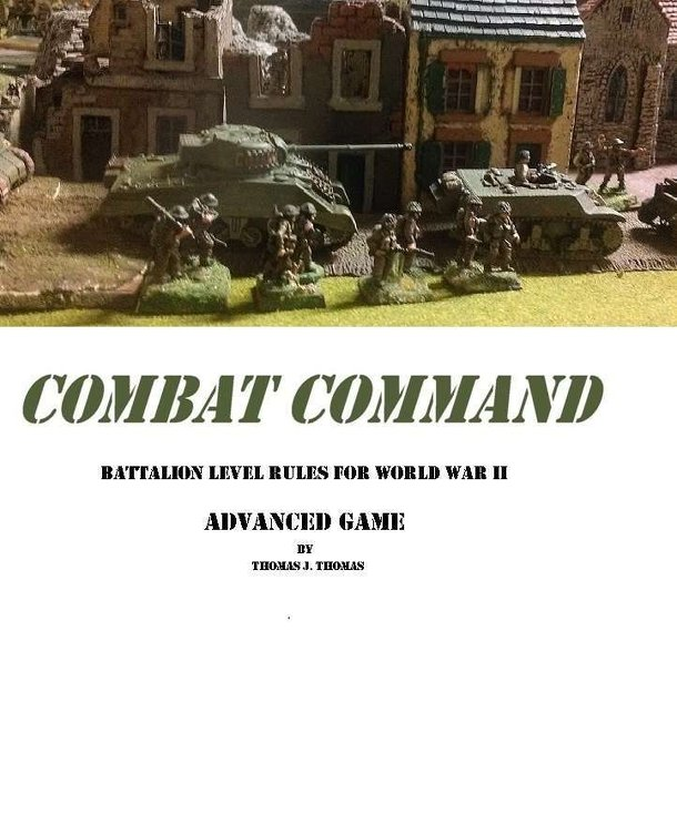 Combat Command Advanced Game